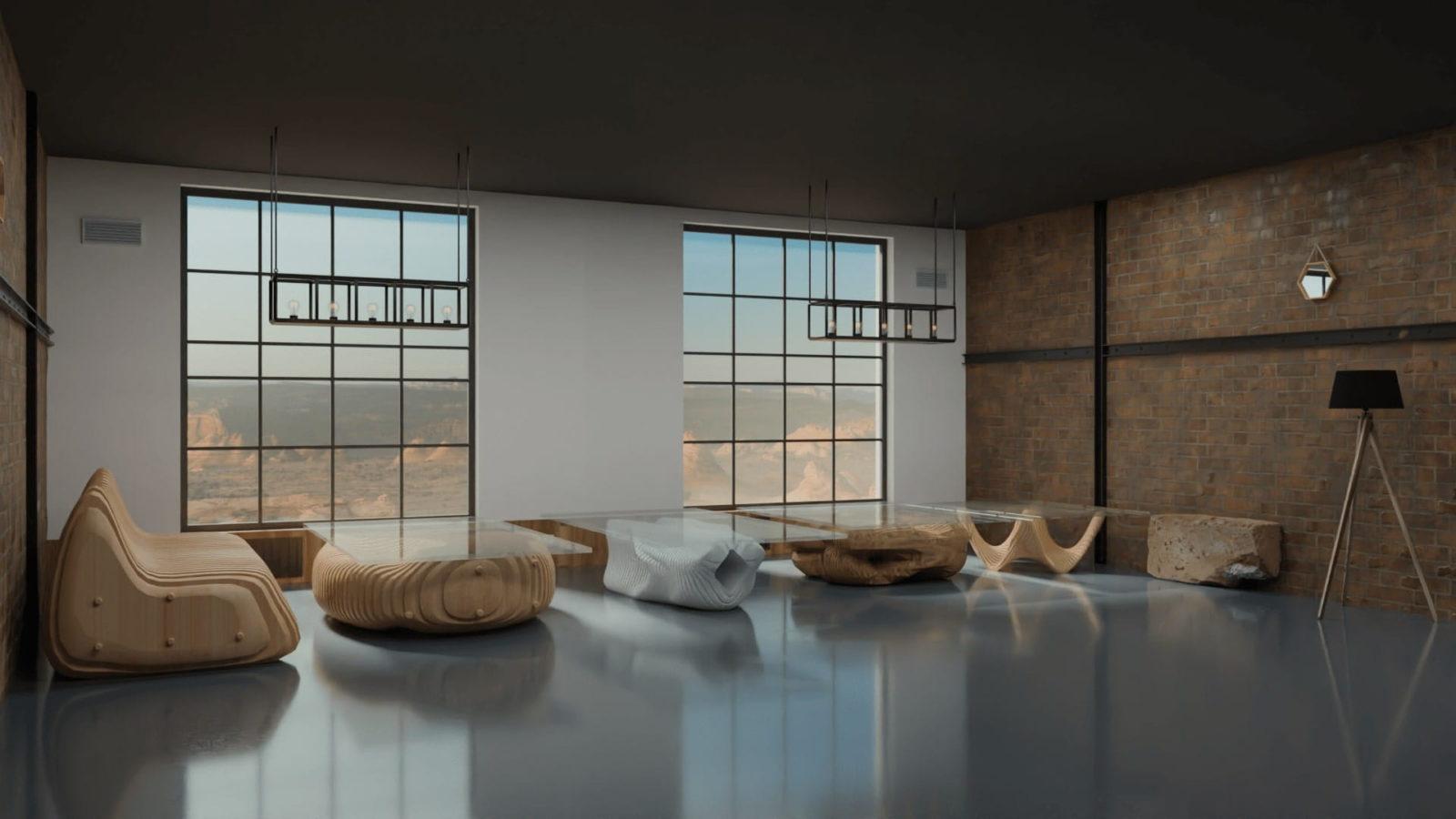 параметрическая мебель-3